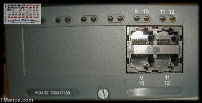 Avaya Ip Office 500 Vcm 32 Base Card 700417389 432 Vcm Channels 12 Ip Endpoints