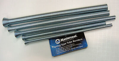 70076 Spring Type Tube Bender Set Mastercool 14 516 38 12 58