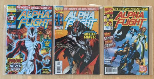 Alpha Flight vol.2 #