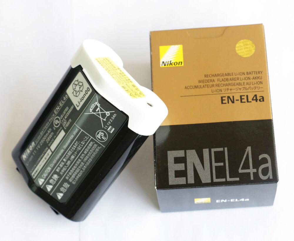 Nikon En-el4a Rechargeable Li-ion Battery For Mb-d10 Battery Pack & Nikon D2 & D3 Digital Slr Cameras - Retail Packaging 2