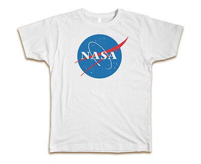 Nasa Space Custom Mens T Shirt Tee S 3Xl New White