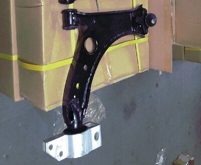 SEAT LEON MK2 2005 ON LOWER WISHBONE SUSPENSION ARM PRESSED STEEL RH