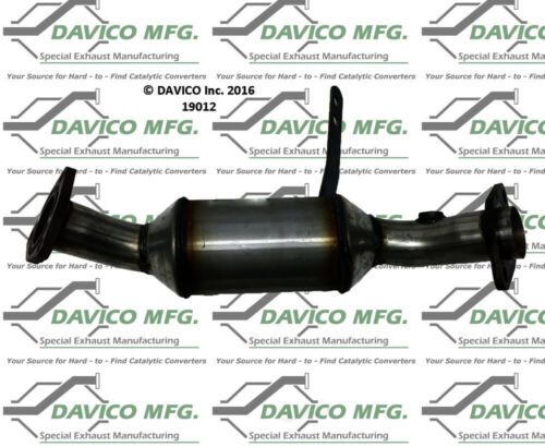 Catalytic Converter-Exact-Fit Front Right 19102 fits 03-04 Cadillac CTS 3.2L-V6