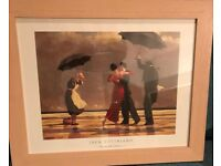 Jack Vettriano Singing Butler Framed Picture