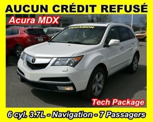 2011 Acura MDX Technology Package**7 PASSAGERS**NAV**AWD**