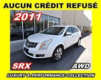 2011 Cadillac SRX 4*Luxury & Performance*