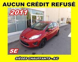2011 Ford Fiesta **SE**AUCUN CRÉDIT REFUSÉ*