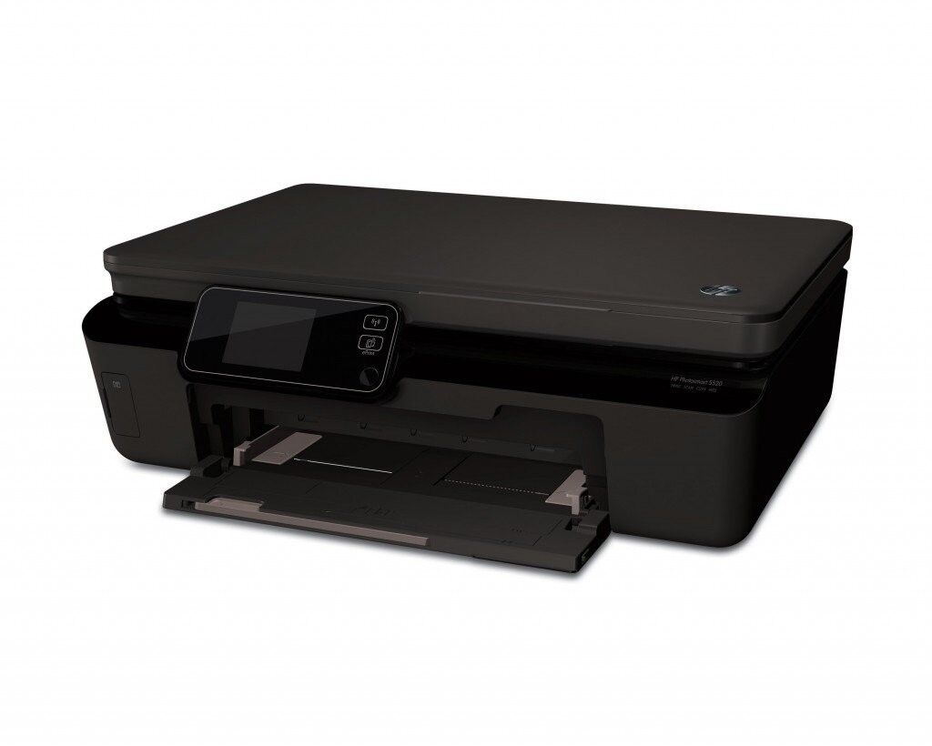 HP Photosmart 5520 Printer/Scanner complete with Inks