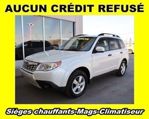 2011 Subaru Forester AWD CLIMATISEUR MAGS *SIÈGES CHAUFFANTS*