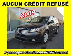 2009 Subaru Tribeca **7 passagers**Caméra recul**Toit ouvrant