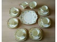 Bell Mead 21 Piece Tea set