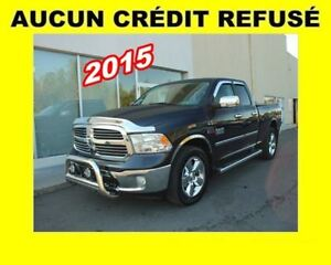 2015 Ram 1500 ECODIESEL BIG HORN 4X4 *SIEGES CHAUFFANTS*