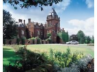 Part time Food service and Bar staff required. Mainly evenings and weekends The Elvetham Hotel.