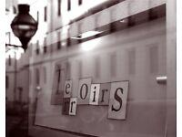 Terroirs restaurant is seeking an experienced Receptionist.