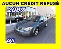 2007 Pontiac G5 *AUCUN CRÉDIT REFUSÉ*
