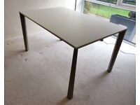 Excellent extending dining table by INGENIA - Hardly used