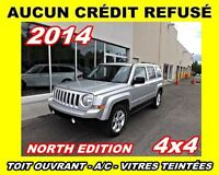 2014 Jeep Patriot **Toit ouvrant, 4x4, Mags**