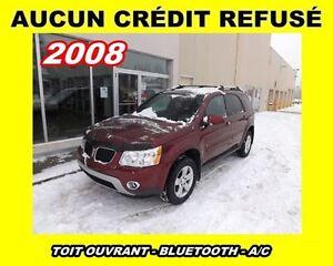 2008 Pontiac Torrent *AUCUN CRÉDIT REFUSÉ*