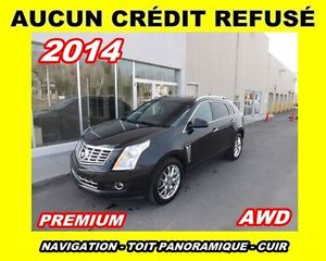 2014 Cadillac SRX Premium*AWD*TOIT PANO*MAGS 20 POUCES*