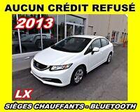 2013 Honda Civic LX*sièges chauffants*