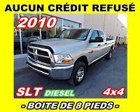 2010 Dodge Ram 2500 SLT*boite de 8 pieds*