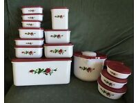 14 Piece Set Food Storage Boxes