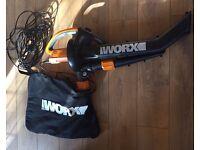 Worx Trivac 3000W Blow Vac- EXCELLENT CONDITION