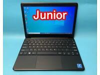 GeoBook 4GB 64GB SSD VeryFast HD Slim Laptop, Win 10, HDMI, Microsoft office, Like NEW