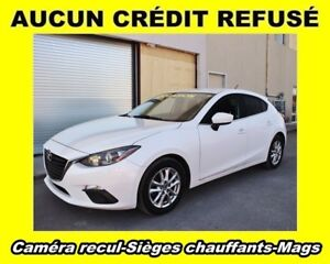 2014 Mazda MAZDA3 SPORT GS-SKY SIÈGES CHAUFFANTS MAGS *CAMÉRA RE