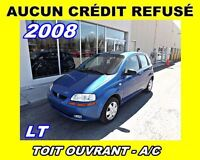 2008 Pontiac WAVE 5 *Toit ouvrant, A/C* Aucun crédit refusé