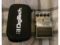 Guitar pedal Digitech The Weapon