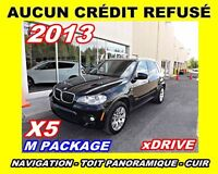 2013 BMW X5 xDrive* M PACKAGE*toit pano,cuir*