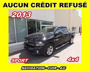 2013 Ram 1500 Sport*4x4*NAVI*CUIR*