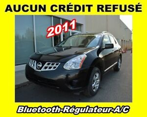 2011 Nissan Rogue TOURING AWD BLUETOOTH *PROGRAMME 100% APPROUVÉ