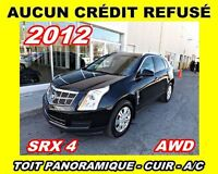 2012 Cadillac SRX Luxury AWD*toit panoramique,cuir*