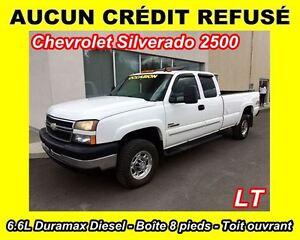 2006 Chevrolet SILVERADO 2500HD LT