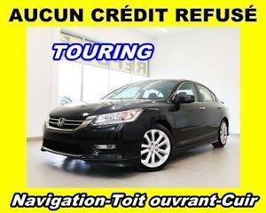 2013 Honda Accord TOURING TOIT OUVRANT CUIR *NAVIGATION*