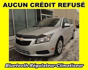 2014 Chevrolet Cruze BLUETOOTH RÉGULATEUR *BAS KILOM.*
