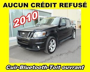2010 Ford Explorer Sport Trac **Limited 4.6L**Cuir**Toit ouvrant