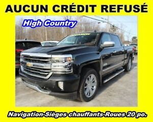 2016 Chevrolet Silverado 1500 HIGH COUNTRY *Att. Approbation*