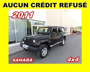 2011 Jeep WRANGLER UNLIMITED Sahara*4x4*