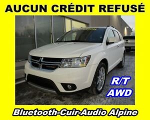 2016 Dodge Journey R/T AWD BLUETOOTH AUDI ALPINE *CUIR*