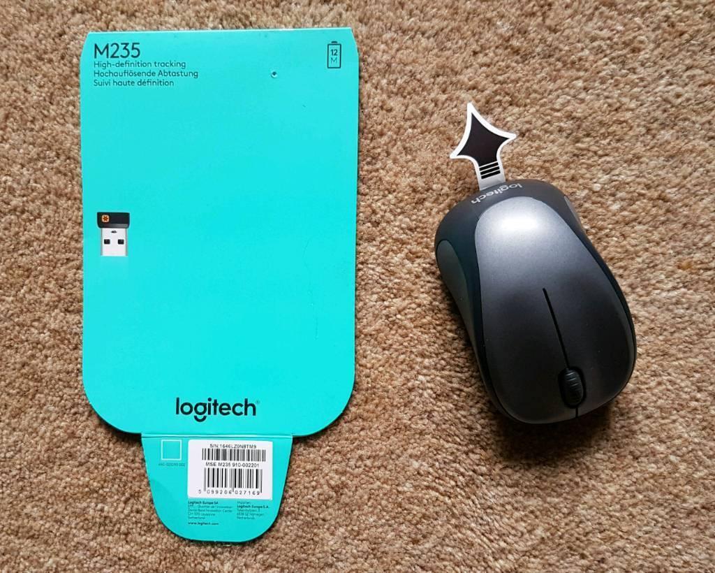Logitech Wireless Mouse M235 In Poynton Manchester Gumtree