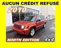 2010 Jeep Patriot *4x4, A/C, Mags d'été*