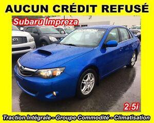 2011 Subaru Impreza 2.5i Convenience Package