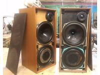 Vintage Celestion Ditton 15 Speakers