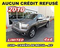 2010 Toyota Tundra Limited**Cuir, 4x4, Mags**