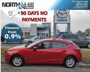 2015 Mazda 3 GS LOW LOW KMS!!! 90 Days No payments!!!