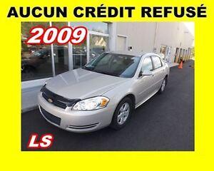 2009 Chevrolet Impala LS*AUCUN CRÉDIT REFUSÉ*