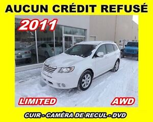 2011 Subaru Tribeca **Limited**Cuir,Toit ouvrant,7places**